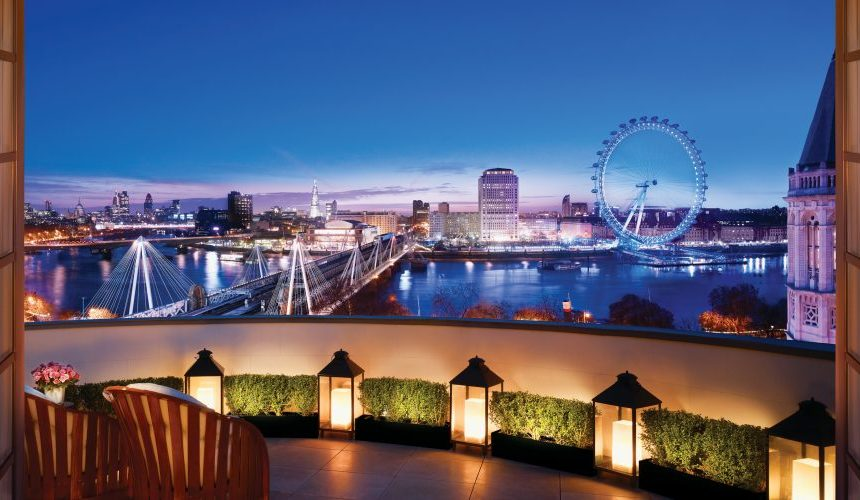Escort-friendly 5 stars Hotels in London